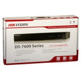 NVR 4 CHANNEL - HIKVISION
